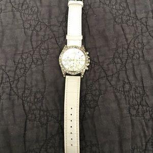 Accessories - White watch
